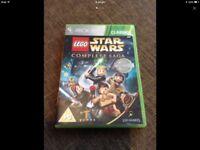 XBOX 360 Lego Star Wars Game