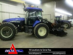 2005 New Holland TV145 Bi-Directional 4WD Tractor