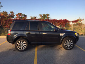 2011 Land Rover LR2 HSE SUV,