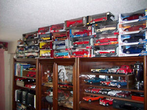 1:24 DIECAST CARS , SOME NEW IN BOXES Peterborough Peterborough Area image 2