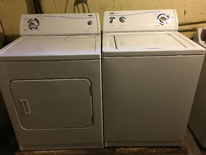 Heavy Duty Inglis Washer And Inglis Dryer
