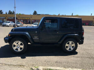 2008 - Jeep Wrangler Sahara - 2 door - 4x4