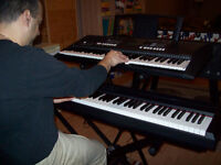 In Your Home Piano Lessons (Mississauga North West - Brampton)