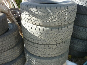 VARIETY OF 17IN. TIRES & RIMS SEE SIZES & PRICES BELOW