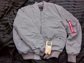 Alpha industries ltd edition bomber jacket