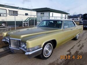 Classic/Antique 1970 Cadillac with 472 cu.in Engine