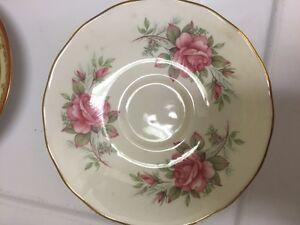 Two China plates