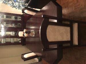 Dining Room Set (Maple)