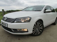 Volkswagen Passat 1.6 TDI BlueMotion Tech Sport PCO REGISTERED