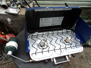 Woods camp stove