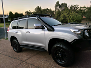 2013 Prado 150 GXL 3.0 TD Muswellbrook Muswellbrook Area Preview