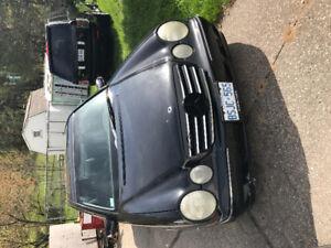 2001 Mercedes Benz E320 $1000