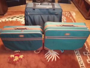 Luggages/bagages