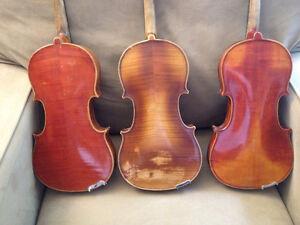 Great 3/4 size violin