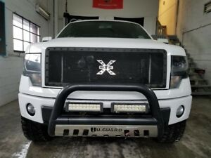 Ford F-150 4WD SuperCrew FX4  2013