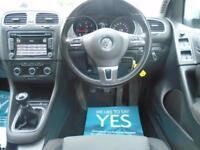 2012/62 VOLKSWAGEN GOLF 1.6 TDI MATCH 5DR - £30 ROAD TAX - HUGE SPEC!