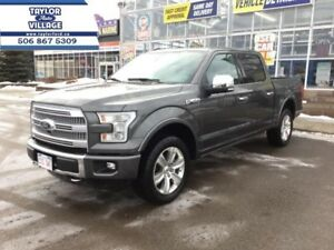 2016 Ford F-150 Platinum  - $406.81 B/W