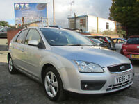 Ford Focus 2.0TDCi 2006.5MY Ghia. Top spec absolute bargain- 12months MOT 60mpg