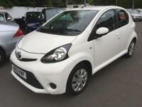 2013 Toyota Aygo 1.0 VVT i Ice 5dr 5 door Hatchback