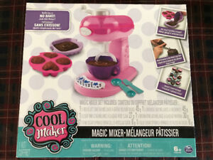 Cool Maker Magic Maker - Brownie and Cupcakes - Brand New in Box