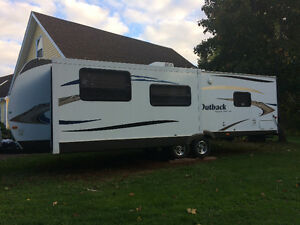 31ft Outback Travel Trailor