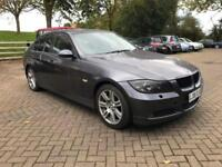 2008 BMW 320d SE **SPARES OR REPAIR** Leather - Diesel *318i 320i 318d 325d*