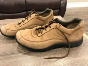 Timberland Casual Leather Shoes - Size 11