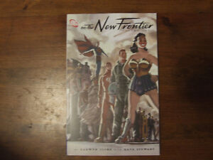 DC: The New Frontier Vol. 1 - graphic novel  Kitchener / Waterloo Kitchener Area image 1