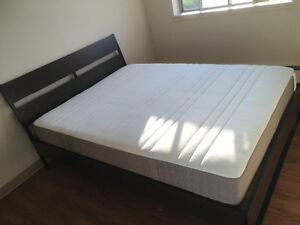 New Queen size bed and matters for sale