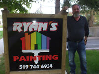 RYANS PAINTING;DARE TO COMPARE