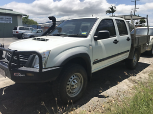 From $66* per week on finance 2007 HOLDEN RODEO LX DUAL CAB