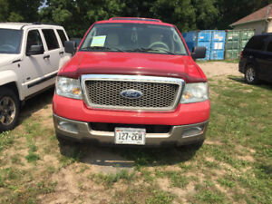 2004 Ford F-150 Lariate- Selling Certified!!