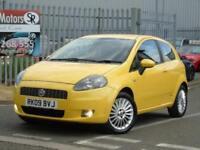 2009 Fiat Grande Punto 1.4 8v GP 3dr