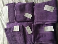 M&S towels