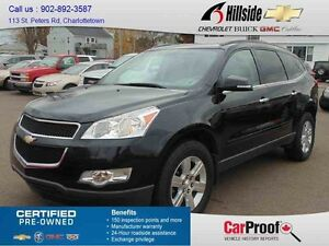2012 Chevrolet TRAVERSE AWD Wagon 4 Door