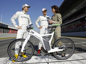 SMART EBIKE  ELECTRIC BICYCLE - Mercedes Benz