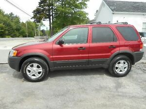 2003 Ford Escape XLT tax included SUV, Crossover