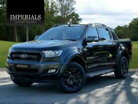 2016 Ford Ranger 3.2 TDCi Wildtrak Double Cab Pickup Auto 4WD 4dr