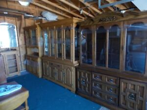 Buffet and Hutches