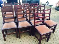Free delivery 🎅 56 cafe bar pub restaurant chairs