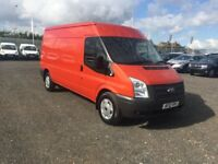 Ford Transit 350 Econetic Trend NO VAT !!!!!!! (red) 2012