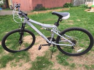 "nakamura 17"" women's mountain bike"