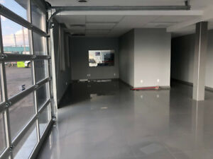 OFFICE FOR RENT AND GRAGE