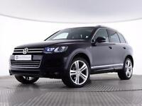 2014 Volkswagen Touareg 3.0 TDI V6 R-Line Tiptronic 4x4 5dr (start/stop)