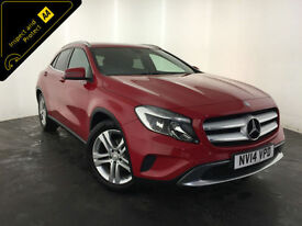 2014 MERCEDES GLA220 SE CDI 4MATIC AUTO 4WD 1 OWNER SERVICE HISTORY FINANCE PX