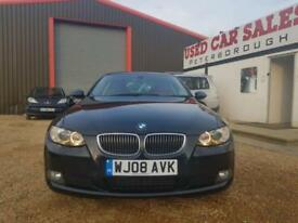 2008 BMW 3 SERIES 3.0 325D SE 2D AUTO 195 BHP DIESEL