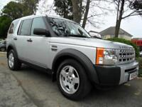 LAND ROVER DISCOVERY 3 2.7 TD AUTO 2005 7 SEATER COMPLETE WITH M.O.T HPI CLEAR