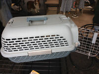 dog kennels all sizes Metal and plastic ones