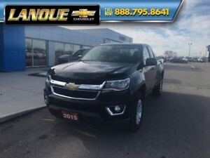 2015 Chevrolet Colorado LT   - Bluetooth -  4G LTE Wi-Fi