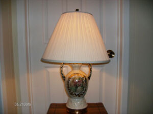 Very Old Dresser Lamp